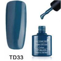 Lacomchir TD 033 гель-лак, 10 мл