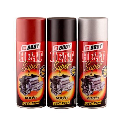 HB Body Спрей-краска HEAT SUPER T419, объем 400мл.