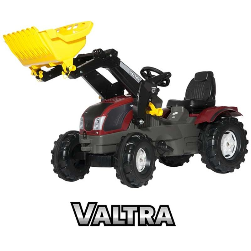 Трактор Rolly Toys rollyFarmTrac Duży с ковшом