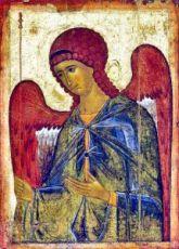 Икона Гавриил, Архангел (копия 14 века)
