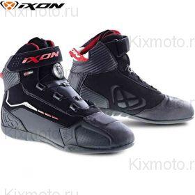 Мотоботы Ixon Soldier Evo, Черно-красные