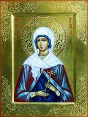 Икона Агафия Никомидийская