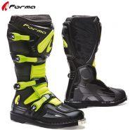 Ботинки Forma Terrain Evo, Чёрно-жёлтые