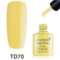 Lacomchir TD 070 гель-лак, 10 мл