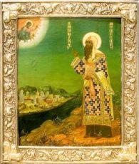 Икона Михаил Киевский (копия старинной)