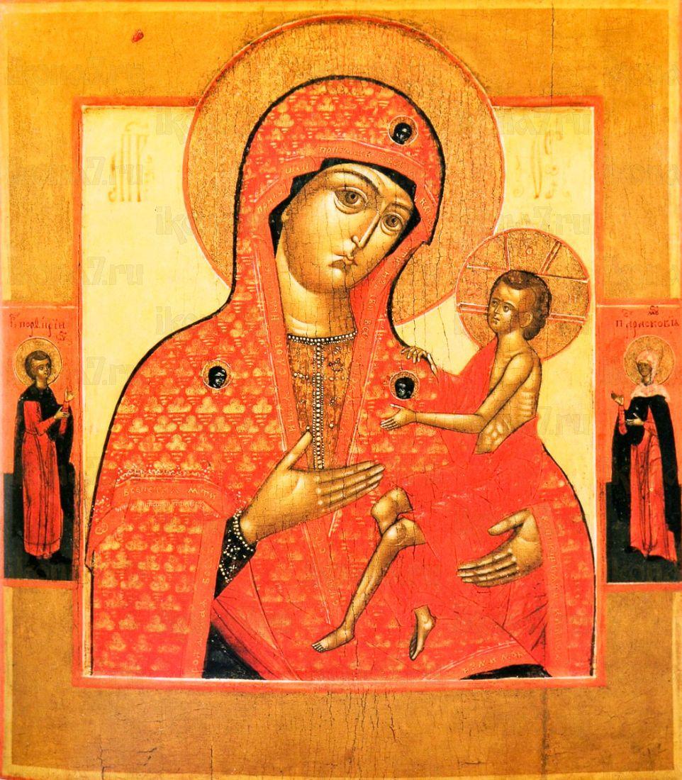 Арапетская икона Божией Матери (копия старинной)