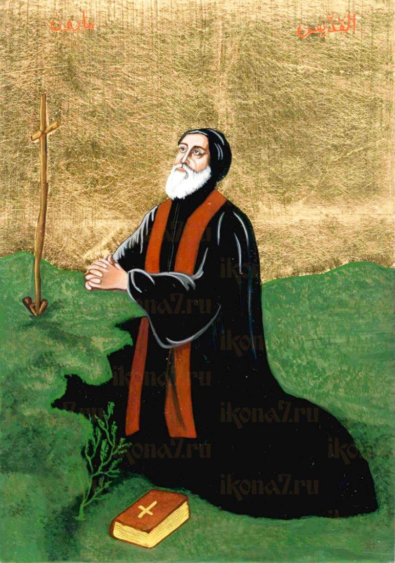 Икона Шарбель