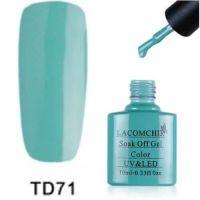 Lacomchir TD 071 гель-лак, 10 мл