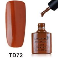 Lacomchir TD 072 гель-лак, 10 мл