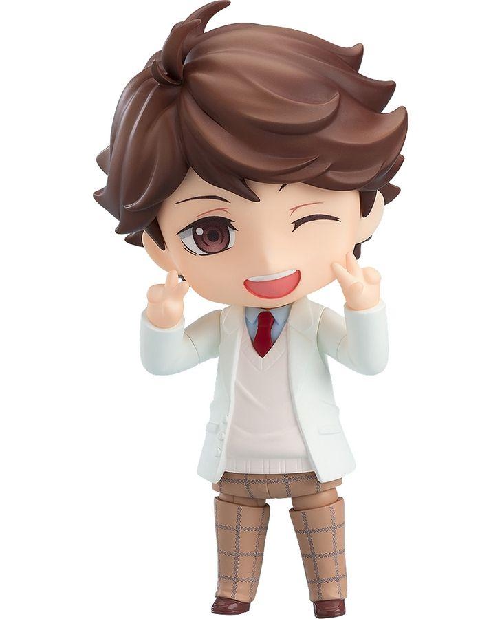Haikyu!! - Nendoroid Oikawa Toru School Uniform Ver.