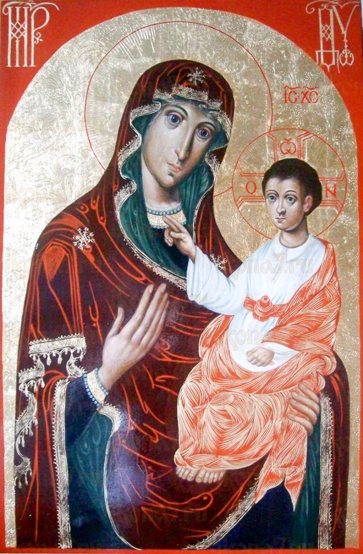 Барколабовская икона Божией Матери