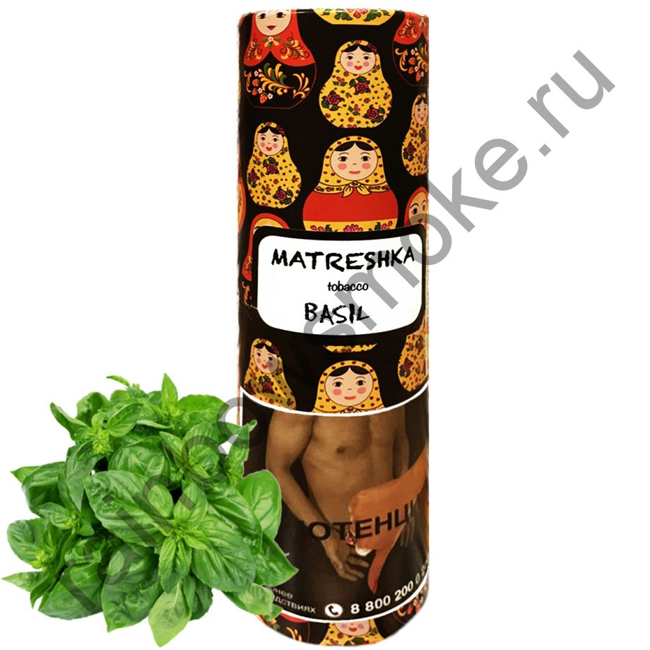 Matreshka 100 гр - Basil (Базилик)