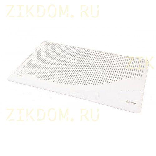 Полка нижняя для холодильника Indesit C00263217
