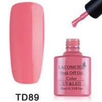 Lacomchir TD 089 гель-лак, 10 мл