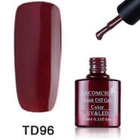 Lacomchir TD 096 гель-лак, 10 мл