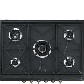 Газовая варочная панель SMEG SRV876AOGH