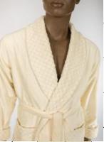 Мужской махровый велюровый халат Rory, ТМ Polens