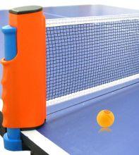 Сетка для настольного тенниса, с автоматическим креплением