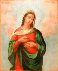 Татьяна Римская (копия старинной иконы)