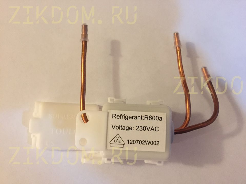 Клапан электромагнитный холодильника KMV432 908082400305