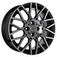X'trike  X-125  6,5R16 4*100 ET48  d60,1  BK/FP  [68192]