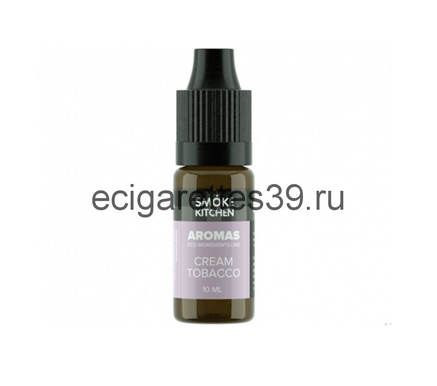 Ароматизатор SmokeKitchen Aromas Cream Tobacco (Табак со сливками)