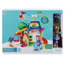 Игрушечный набор Дом Дружные мопсы с светом и фигурками Дисней