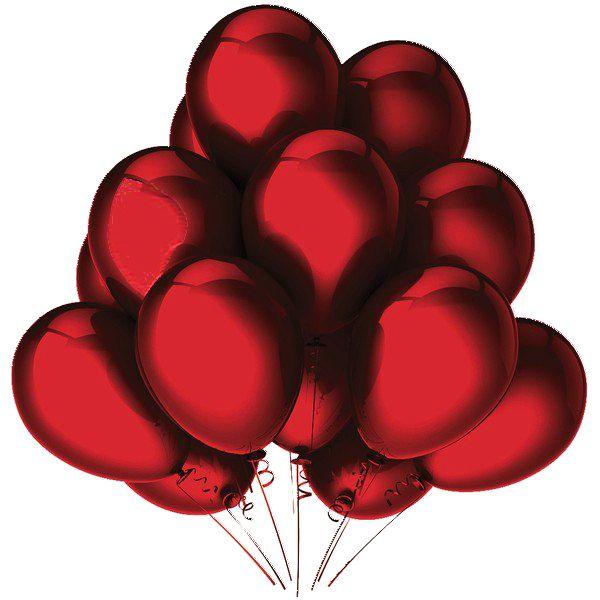 Гелиевый шар Винный