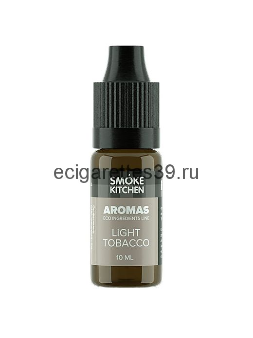 Ароматизатор SmokeKitchen Aromas Light Tobacco (Воздушный табак)