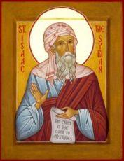 Икона Исаак Сирин