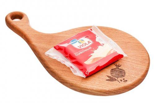 ...Плавленный сыр сливочный Виола