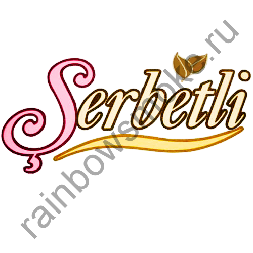 Serbetli 50 гр - Strawberry Aloe Vera (Клубника с алое вера)