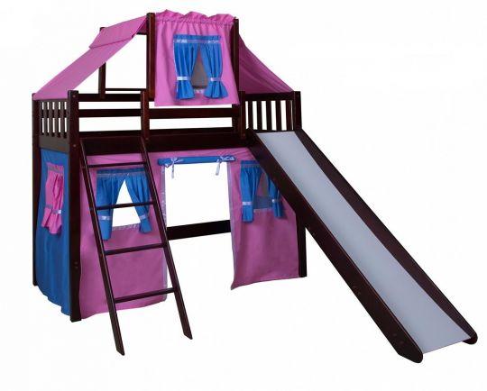 Игровая кровать-чердак Алёнушка