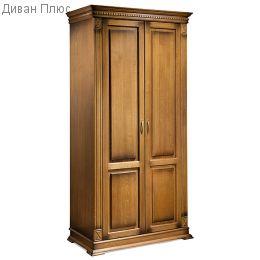 Шкаф двухдверный Верди Люкс П434.11