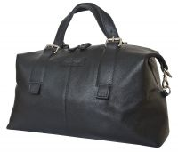 Кожаная дорожная сумка Ardenno black