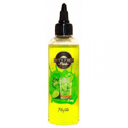 Жидкость для Электронных сигарет Duty Free Fresh Mojito 120 мл