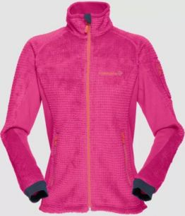 Norrona Lofoten warm2 High Loft W CRASH PINK