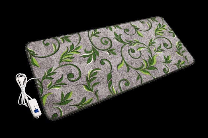 Мобильный теплый пол в ковролине