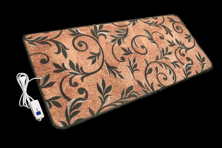 Мобильный теплый пол в ковролине модель Е1