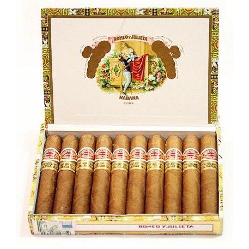 Кубинские сигары Ромео и Джульетта Черчил Т/А