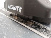 Багажник на крышу Suzuki Liana universal, Атлант, крыловидные дуги