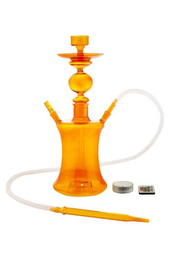 Кальян Fabula оранжевый 52см