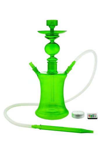 Кальян Fabula зеленый 52см