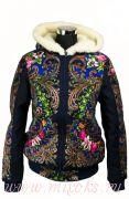 Куртка в русском стиле