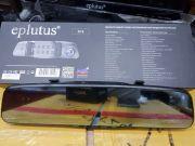 D10 Eplutus Автомобильный видеорегистратор с камерой заднего вида