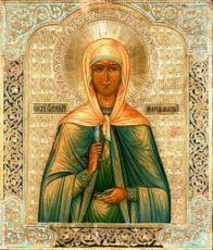 Икона Мария Магдалина (копия старинной)
