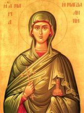 Икона Мария Магдалина