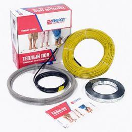 Теплый пол Energy кабель 1700