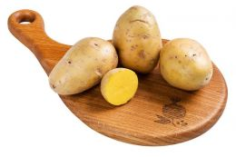 _Картофель мытый белый