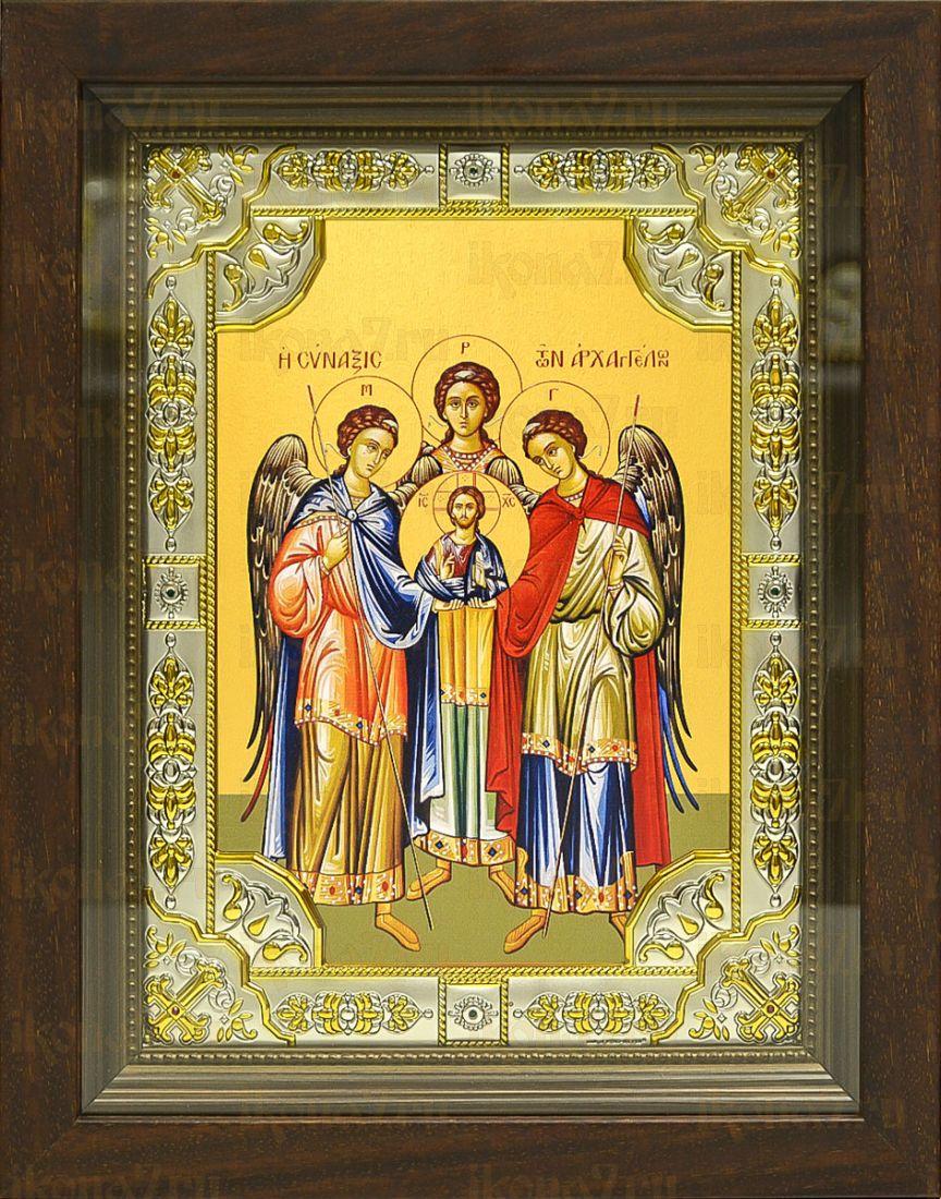 Собор архангелов (24х30), серебро